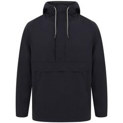 Abbigliamento Uomo Giacche Front Row FR905 Blu navy