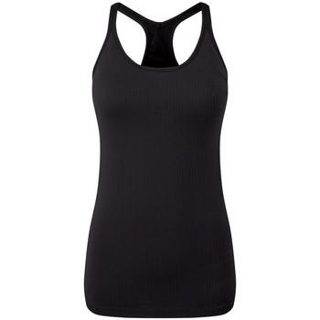 Abbigliamento Donna Top / T-shirt senza maniche Tridri TR217 Nero