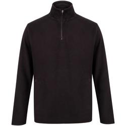 Abbigliamento Felpe Henbury HB858 Nero