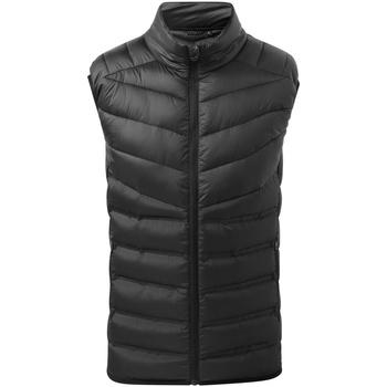 Abbigliamento Uomo Gilet / Cardigan 2786 TS017 Nero