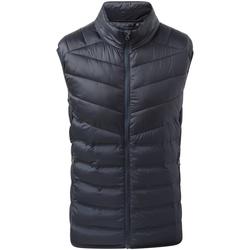 Abbigliamento Uomo Gilet / Cardigan 2786 TS017 Blu navy