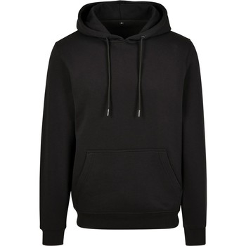 Abbigliamento Felpe Build Your Brand BY118 Nero