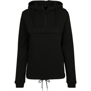 Abbigliamento Donna Felpe Build Your Brand BY097 Nero