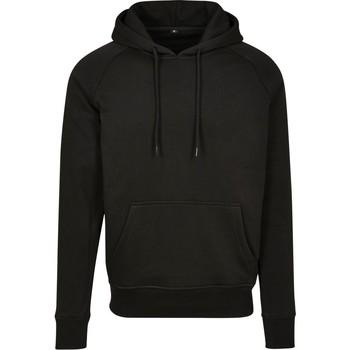 Abbigliamento Felpe Build Your Brand BY093 Nero