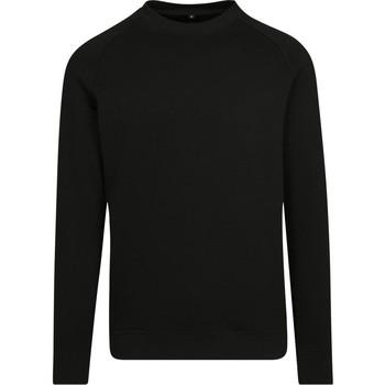 Abbigliamento Uomo Felpe Build Your Brand BY094 Nero
