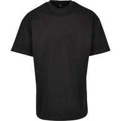 Abbigliamento T-shirt maniche corte Build Your Brand BY122 Nero