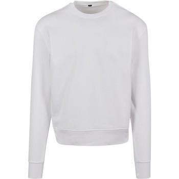 Abbigliamento Felpe Build Your Brand BY120 Bianco
