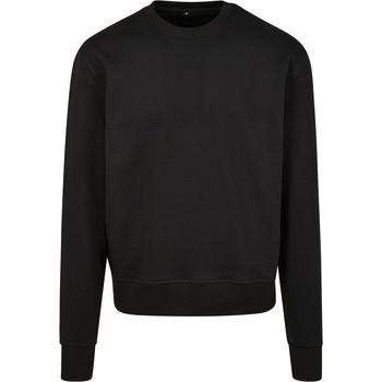 Abbigliamento Felpe Build Your Brand BY120 Nero