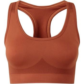 Abbigliamento Donna Reggiseno sportivo Tridri TR214 Arancio