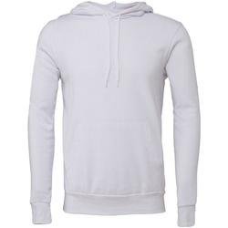 Abbigliamento Felpe Bella + Canvas BE105 Bianco