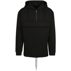 Abbigliamento Felpe Build Your Brand BY098 Nero