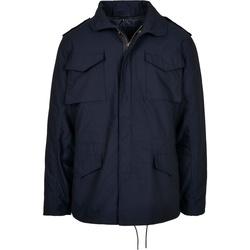 Abbigliamento Uomo Giacche Build Your Brand BD308 Blu navy