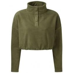Abbigliamento Donna Felpe Tridri TR087 Verde