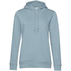 Abbigliamento Donna Felpe B&c  Blu