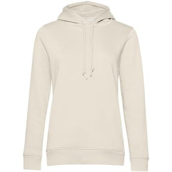 Abbigliamento Donna Felpe B&c  Bianco