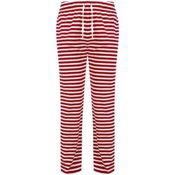 Abbigliamento Uomo Pigiami / camicie da notte Skinni Fit SFM85 Rosso