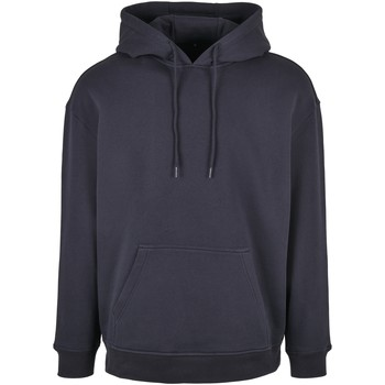 Abbigliamento Uomo Felpe Build Your Brand BB006 Blu navy
