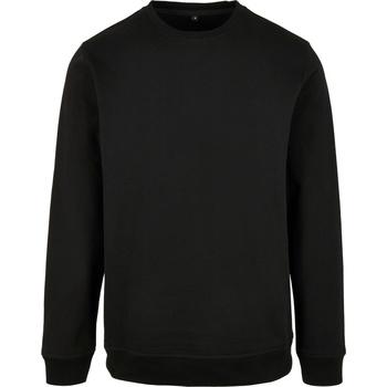 Abbigliamento Uomo Felpe Build Your Brand BB003 Nero