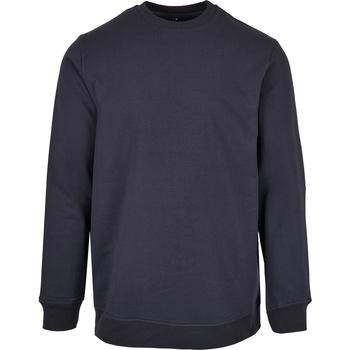 Abbigliamento Uomo Felpe Build Your Brand BB003 Blu navy
