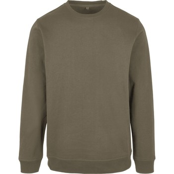 Abbigliamento Uomo Felpe Build Your Brand BB003 Verde