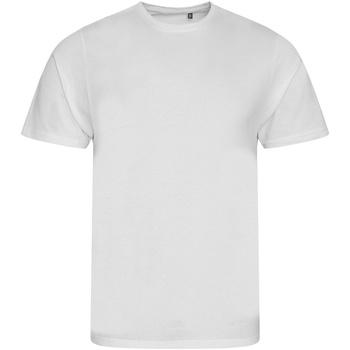 Abbigliamento Unisex bambino T-shirt maniche corte Ecologie EA01J Bianco