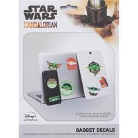 Casa Adesivi Star Wars: The Mandalorian TA8007 Multicolore