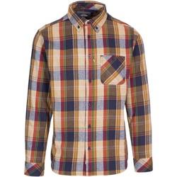 Abbigliamento Uomo Camicie maniche lunghe Trespass  Beige