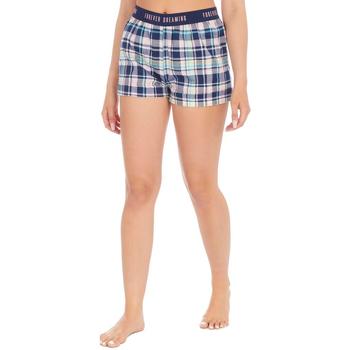 Abbigliamento Donna Pigiami / camicie da notte Forever Dreaming  Blu navy