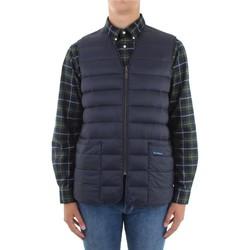 Abbigliamento Uomo Piumini Barbour MLI0049 blu