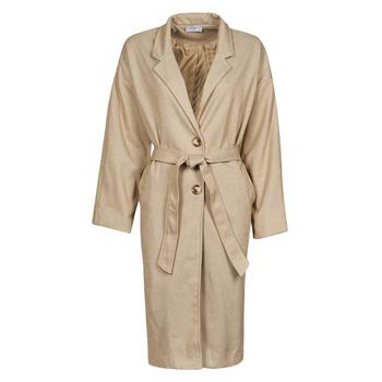 Abbigliamento Donna Cappotti Betty London PIXIE Beige