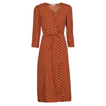 Abbigliamento Donna Abiti lunghi Betty London PAXONE Rouille