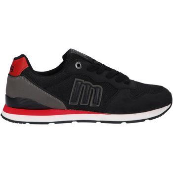 Scarpe Uomo Sneakers basse MTNG 84467 Negro
