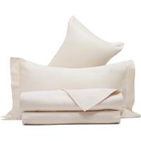 Casa Completo letto Vanita' Di Raso OTR780128 PANNA