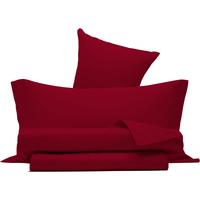 Casa Completo letto Vanita' Di Raso OTR780608 BORDEAUX