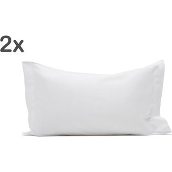 Casa Federa cuscino, testata Vanita' Di Raso OTR780043 BIANCO