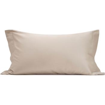 Casa Federa cuscino, testata Vanita' Di Raso OTR780045 SABBIA