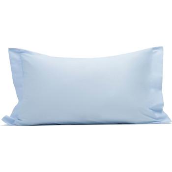 Casa Federa cuscino, testata Vanita' Di Raso OTR780048 AZZURRO