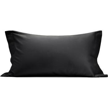Casa Federa cuscino, testata Vanita' Di Raso OTR780769 NERO