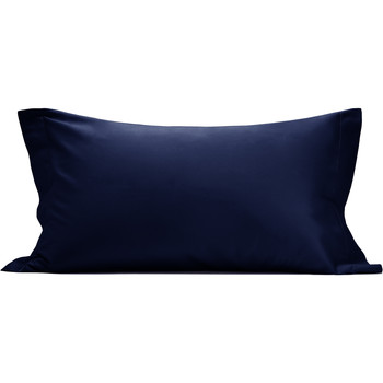 Casa Federa cuscino, testata Vanita' Di Raso OTR780574 BLU NOTTE