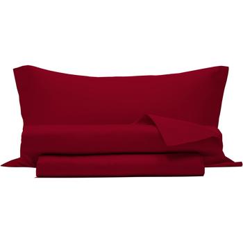 Casa Completo letto Vanita' Di Raso OTR780606 BORDEAUX
