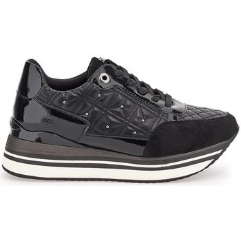 Scarpe Donna Sneakers Inblu 278 IN NERO