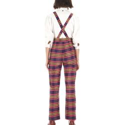 Abbigliamento Donna Tuta jumpsuit / Salopette Dixie YACIQDF Multicolore
