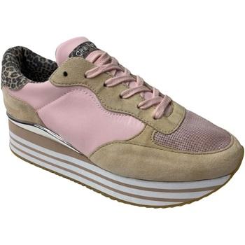Scarpe Donna Sneakers basse Crime London ATRMPN-29654 Oro