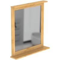 Casa Specchi Eisl Specchio da bagno Marrone