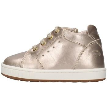 Scarpe Bambina Sneakers alte Balducci CSP4912C ORO