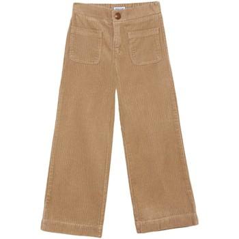 Abbigliamento Bambina Pantaloni morbidi / Pantaloni alla zuava Mayoral  Marrón