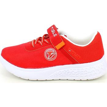 Scarpe Bambino Sneakers basse Tiglio 7203.11_29 ROSSO