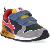 Scarpe Bambina Sneakers W6yz 2B08 JET VL J DARLK GREY Grigio
