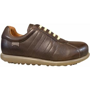 Scarpe Uomo Sneakers basse Camper SCARPE STRINGATE PELOTAS Testa di moro