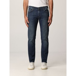 Abbigliamento Uomo Jeans slim Roy Rogers A21RRU110D3901944 denim